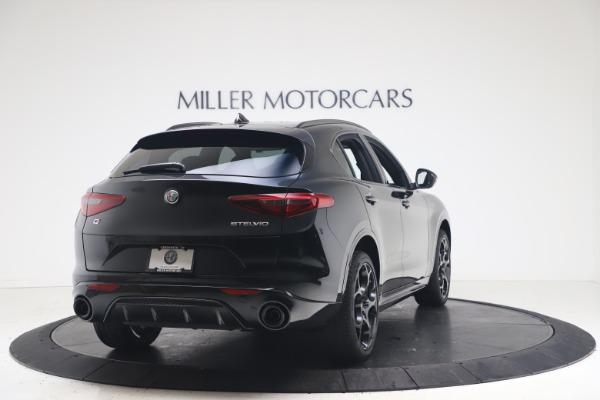 New 2022 Alfa Romeo Stelvio Veloce for sale $57,405 at Pagani of Greenwich in Greenwich CT 06830 7