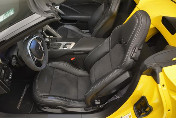 Used 2014 Chevrolet Corvette Stingray Z51 for sale Sold at Pagani of Greenwich in Greenwich CT 06830 14