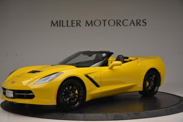 Used 2014 Chevrolet Corvette Stingray Z51 for sale Sold at Pagani of Greenwich in Greenwich CT 06830 2