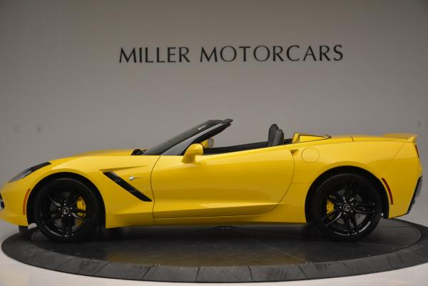 Used 2014 Chevrolet Corvette Stingray Z51 for sale Sold at Pagani of Greenwich in Greenwich CT 06830 3