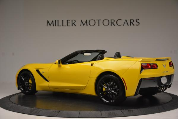 Used 2014 Chevrolet Corvette Stingray Z51 for sale Sold at Pagani of Greenwich in Greenwich CT 06830 4