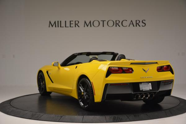 Used 2014 Chevrolet Corvette Stingray Z51 for sale Sold at Pagani of Greenwich in Greenwich CT 06830 6