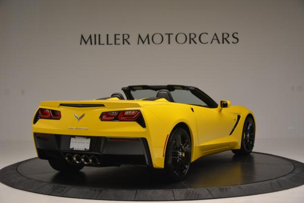 Used 2014 Chevrolet Corvette Stingray Z51 for sale Sold at Pagani of Greenwich in Greenwich CT 06830 7
