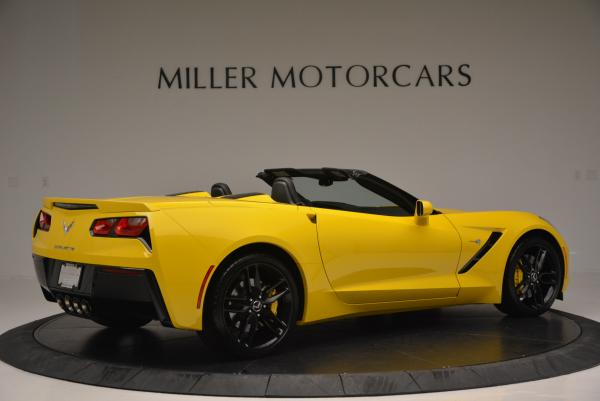 Used 2014 Chevrolet Corvette Stingray Z51 for sale Sold at Pagani of Greenwich in Greenwich CT 06830 9