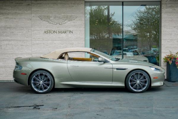 Used 2015 Aston Martin DB9 Volante for sale $119,990 at Pagani of Greenwich in Greenwich CT 06830 3
