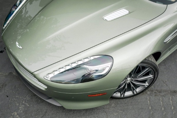 Used 2015 Aston Martin DB9 Volante for sale $119,990 at Pagani of Greenwich in Greenwich CT 06830 4
