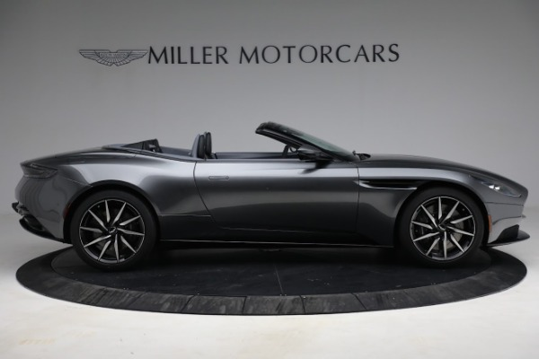 New 2021 Aston Martin DB11 Volante for sale $260,286 at Pagani of Greenwich in Greenwich CT 06830 10