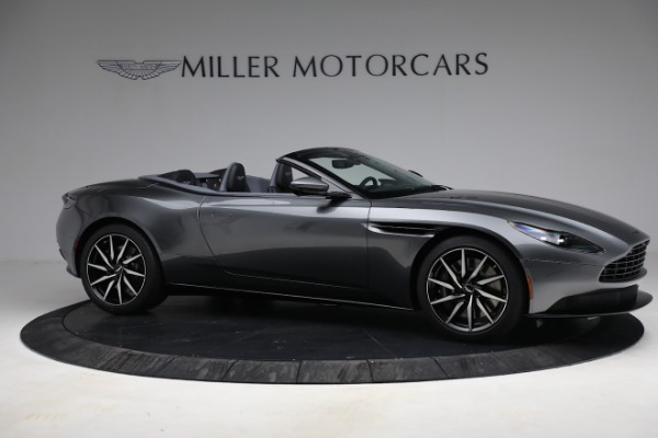 New 2021 Aston Martin DB11 Volante for sale $260,286 at Pagani of Greenwich in Greenwich CT 06830 11