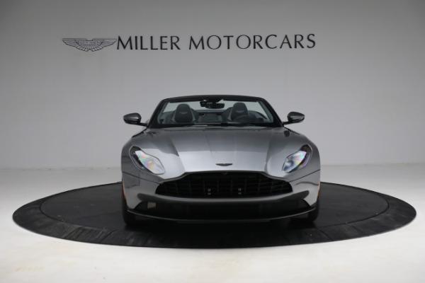 New 2021 Aston Martin DB11 Volante for sale $260,286 at Pagani of Greenwich in Greenwich CT 06830 13