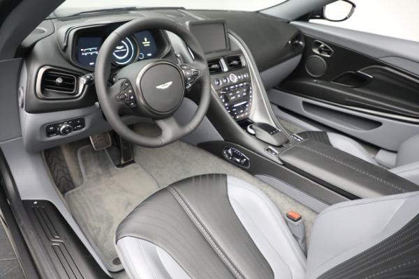 New 2021 Aston Martin DB11 Volante for sale $260,286 at Pagani of Greenwich in Greenwich CT 06830 14