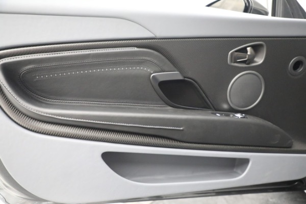 New 2021 Aston Martin DB11 Volante for sale $260,286 at Pagani of Greenwich in Greenwich CT 06830 17