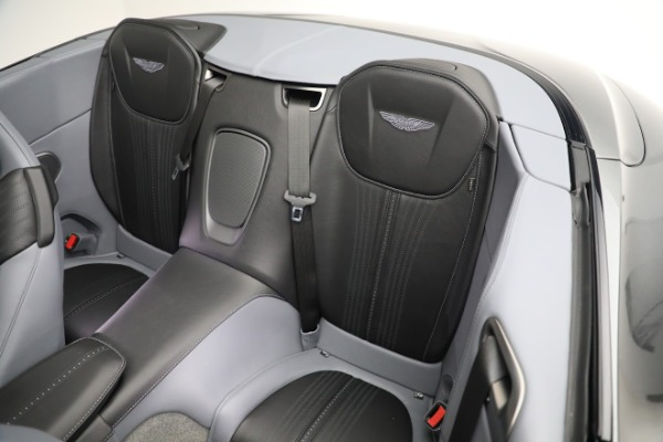 New 2021 Aston Martin DB11 Volante for sale $260,286 at Pagani of Greenwich in Greenwich CT 06830 19