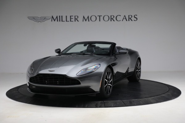 New 2021 Aston Martin DB11 Volante for sale $260,286 at Pagani of Greenwich in Greenwich CT 06830 2