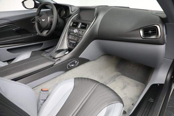 New 2021 Aston Martin DB11 Volante for sale $260,286 at Pagani of Greenwich in Greenwich CT 06830 20
