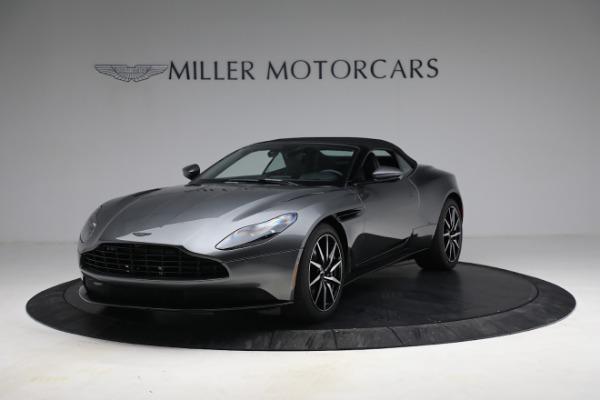 New 2021 Aston Martin DB11 Volante for sale $260,286 at Pagani of Greenwich in Greenwich CT 06830 23