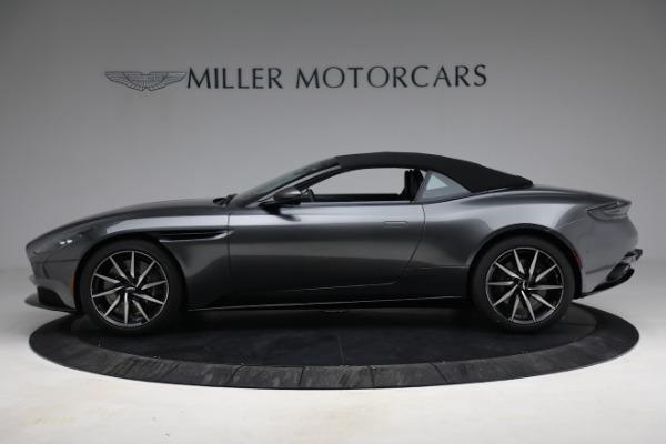 New 2021 Aston Martin DB11 Volante for sale $260,286 at Pagani of Greenwich in Greenwich CT 06830 24