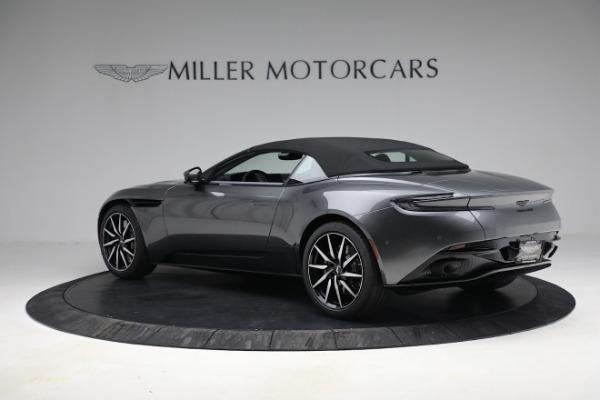 New 2021 Aston Martin DB11 Volante for sale $260,286 at Pagani of Greenwich in Greenwich CT 06830 25
