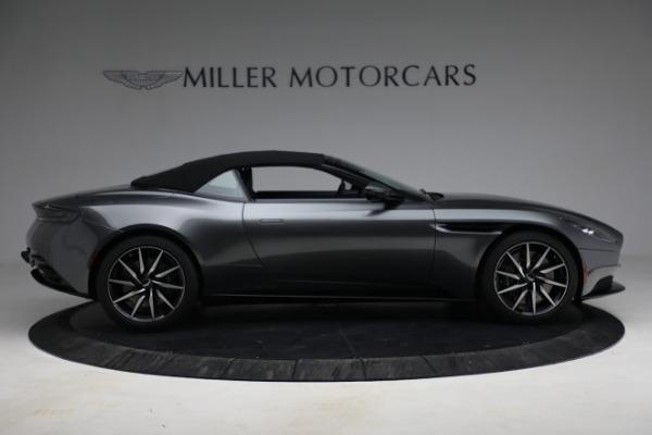 New 2021 Aston Martin DB11 Volante for sale $260,286 at Pagani of Greenwich in Greenwich CT 06830 27