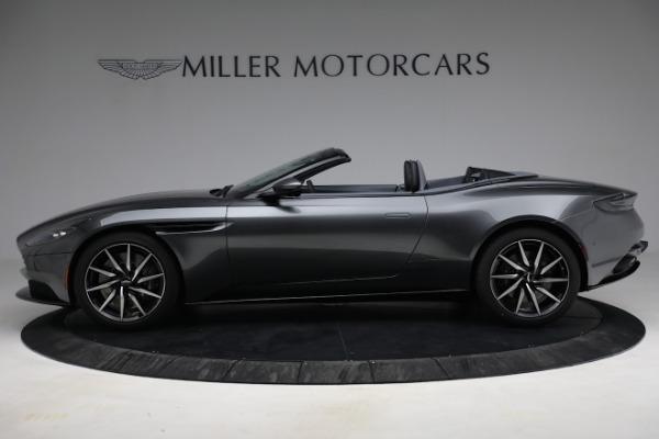New 2021 Aston Martin DB11 Volante for sale $260,286 at Pagani of Greenwich in Greenwich CT 06830 4