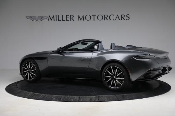 New 2021 Aston Martin DB11 Volante for sale $260,286 at Pagani of Greenwich in Greenwich CT 06830 5
