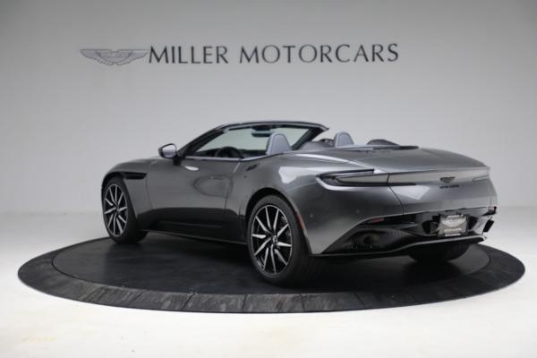 New 2021 Aston Martin DB11 Volante for sale $260,286 at Pagani of Greenwich in Greenwich CT 06830 6