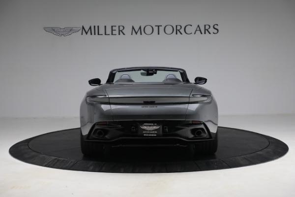 New 2021 Aston Martin DB11 Volante for sale $260,286 at Pagani of Greenwich in Greenwich CT 06830 7