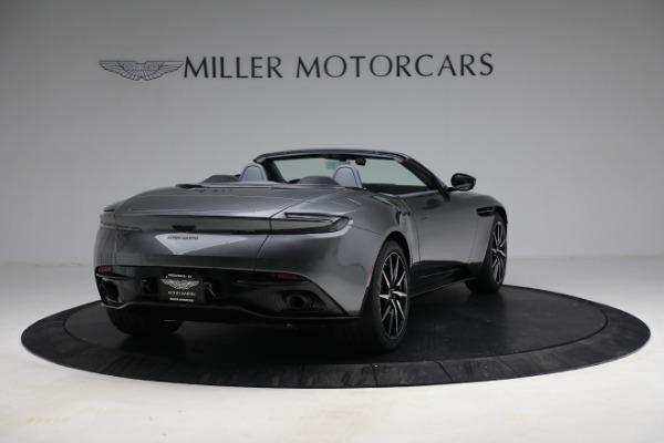 New 2021 Aston Martin DB11 Volante for sale $260,286 at Pagani of Greenwich in Greenwich CT 06830 8