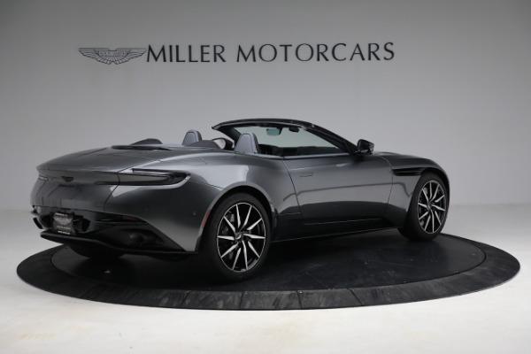 New 2021 Aston Martin DB11 Volante for sale $260,286 at Pagani of Greenwich in Greenwich CT 06830 9