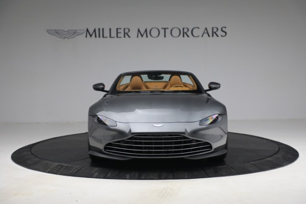 New 2021 Aston Martin Vantage Roadster for sale $174,586 at Pagani of Greenwich in Greenwich CT 06830 11