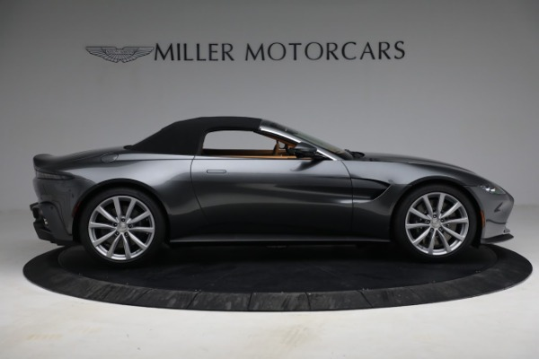 New 2021 Aston Martin Vantage Roadster for sale $174,586 at Pagani of Greenwich in Greenwich CT 06830 20