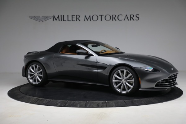 New 2021 Aston Martin Vantage Roadster for sale $174,586 at Pagani of Greenwich in Greenwich CT 06830 21