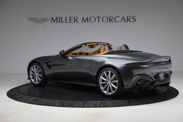 New 2021 Aston Martin Vantage Roadster for sale $174,586 at Pagani of Greenwich in Greenwich CT 06830 3