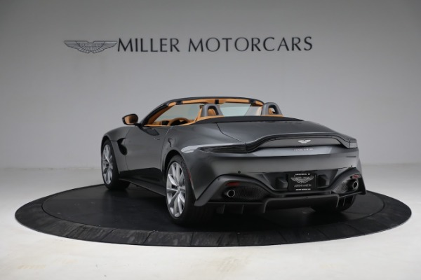 New 2021 Aston Martin Vantage Roadster for sale $174,586 at Pagani of Greenwich in Greenwich CT 06830 4