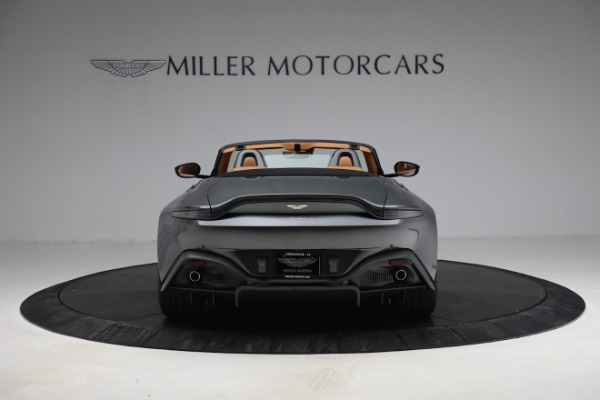 New 2021 Aston Martin Vantage Roadster for sale $174,586 at Pagani of Greenwich in Greenwich CT 06830 5