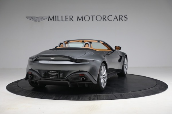 New 2021 Aston Martin Vantage Roadster for sale $174,586 at Pagani of Greenwich in Greenwich CT 06830 6