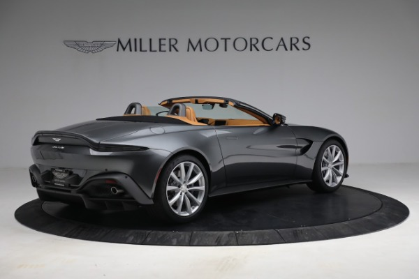 New 2021 Aston Martin Vantage Roadster for sale $174,586 at Pagani of Greenwich in Greenwich CT 06830 7