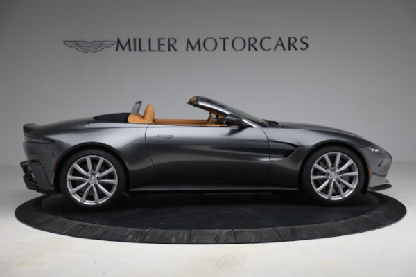 New 2021 Aston Martin Vantage Roadster for sale $174,586 at Pagani of Greenwich in Greenwich CT 06830 8