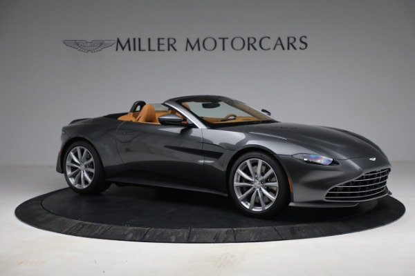 New 2021 Aston Martin Vantage Roadster for sale $174,586 at Pagani of Greenwich in Greenwich CT 06830 9