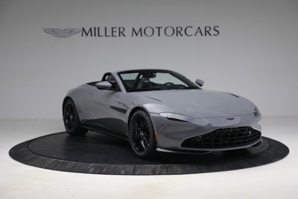 New 2021 Aston Martin Vantage Roadster for sale $180,286 at Pagani of Greenwich in Greenwich CT 06830 10