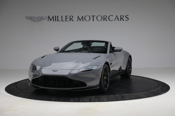 New 2021 Aston Martin Vantage Roadster for sale $180,286 at Pagani of Greenwich in Greenwich CT 06830 12