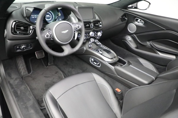 New 2021 Aston Martin Vantage Roadster for sale $180,286 at Pagani of Greenwich in Greenwich CT 06830 13