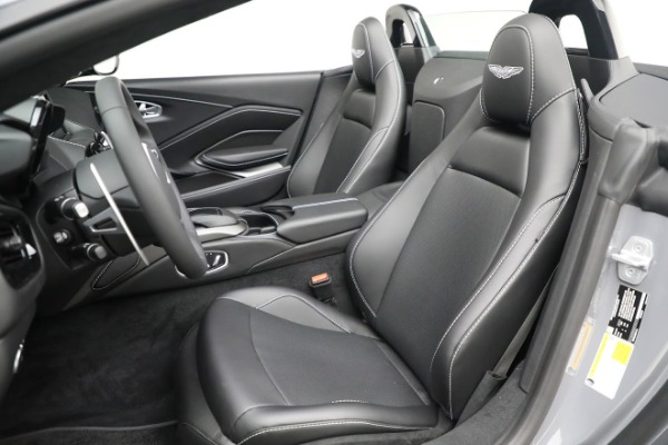 New 2021 Aston Martin Vantage Roadster for sale $180,286 at Pagani of Greenwich in Greenwich CT 06830 15