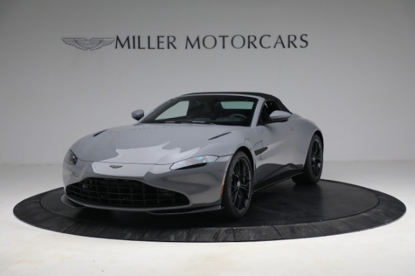 New 2021 Aston Martin Vantage Roadster for sale $180,286 at Pagani of Greenwich in Greenwich CT 06830 21