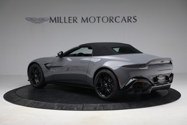 New 2021 Aston Martin Vantage Roadster for sale $180,286 at Pagani of Greenwich in Greenwich CT 06830 23