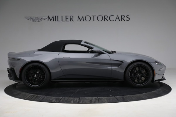 New 2021 Aston Martin Vantage Roadster for sale $180,286 at Pagani of Greenwich in Greenwich CT 06830 24