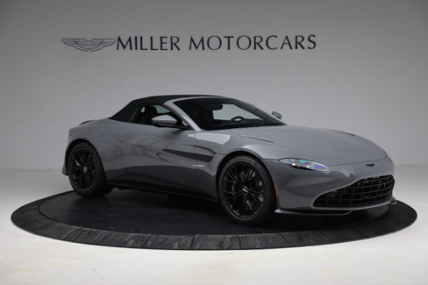 New 2021 Aston Martin Vantage Roadster for sale $180,286 at Pagani of Greenwich in Greenwich CT 06830 26