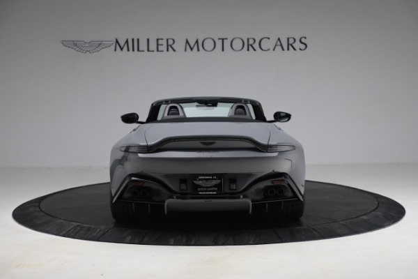 New 2021 Aston Martin Vantage Roadster for sale $180,286 at Pagani of Greenwich in Greenwich CT 06830 5