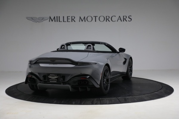 New 2021 Aston Martin Vantage Roadster for sale $180,286 at Pagani of Greenwich in Greenwich CT 06830 6