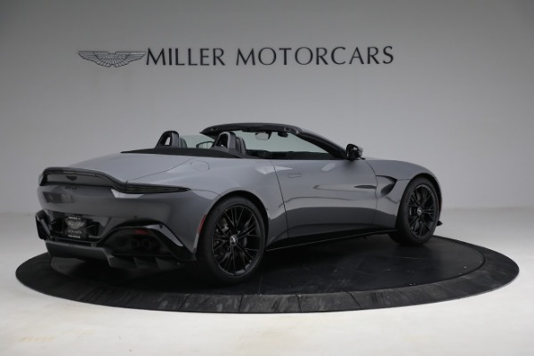 New 2021 Aston Martin Vantage Roadster for sale $180,286 at Pagani of Greenwich in Greenwich CT 06830 7