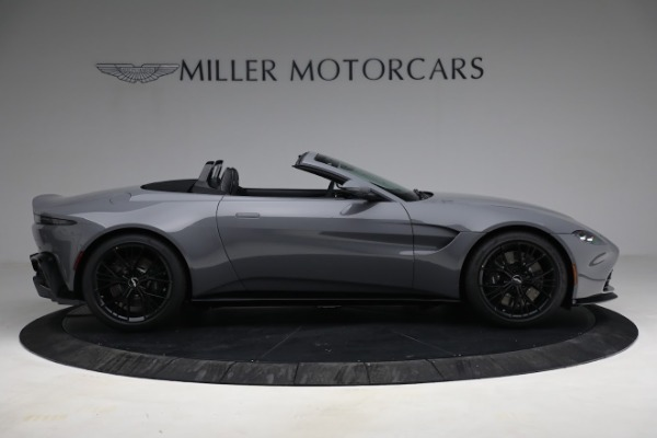 New 2021 Aston Martin Vantage Roadster for sale $180,286 at Pagani of Greenwich in Greenwich CT 06830 8